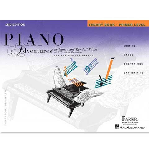 Faber-Piano-Adventures-Primer-Theory-Book