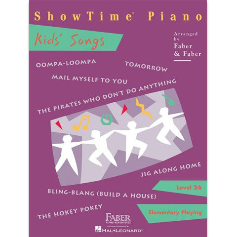 Faber-Piano-Adventures-Level-2A-Kids-Songs