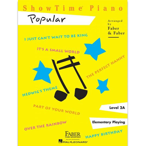 Faber-ShowTime-Piano-Level-2A-Popular