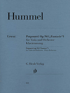 "Hummel-Potpourri-Op.94-(""Fantasie"")-for-Viola-and-Piano"
