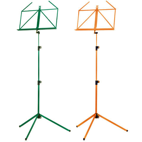 K&M Color Folding Music Stands