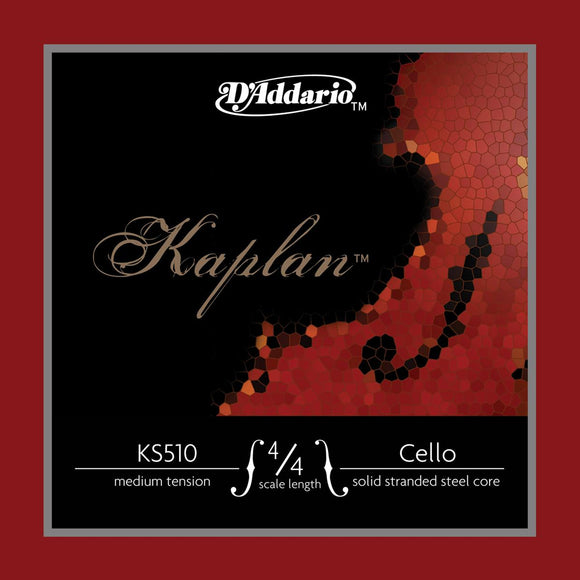 Daddario-Kaplan-Cello-Strings
