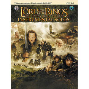 The Lord of the Rings Trilogy Instrumental Solos
