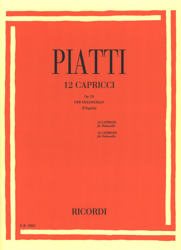 Piatti-12-Caprices-Op.25-for-Cello