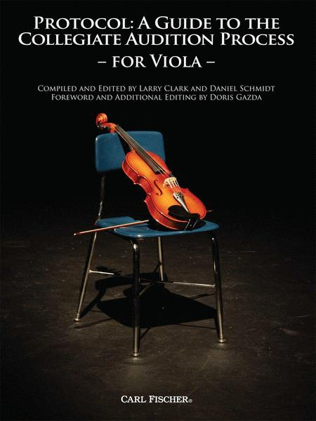 Protocol:-A-Guide-to-the-Collegiate-Audition-Process-for-Viola