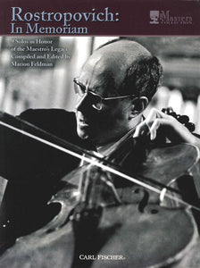Rostropovich-In-Memoriam-9-Solos-in-Honor-of-the-Maestro's-Legacy-Compiled-and-Edited-by-Marion-Feldman