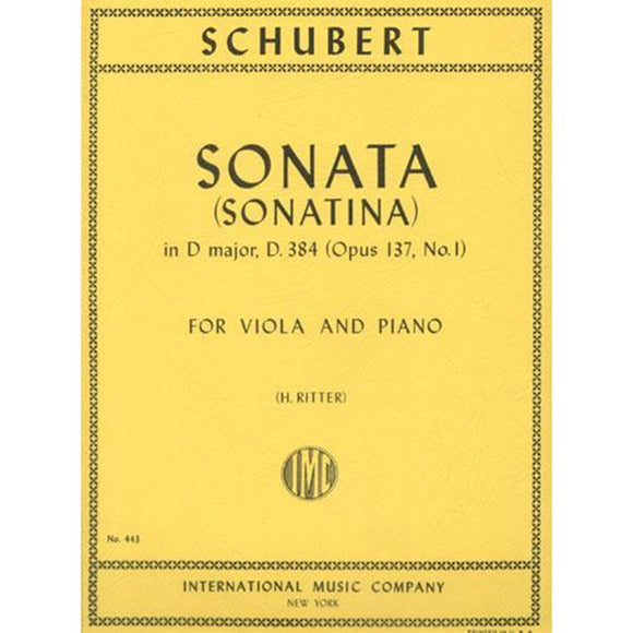Schubert-Sonata-in-D-Major-D.-384-Op.137-No.1-for-Viola-and-Piano