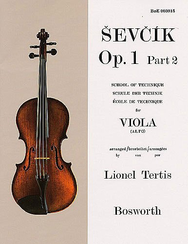 Sevcik-Viola-Opus-1-Part-2