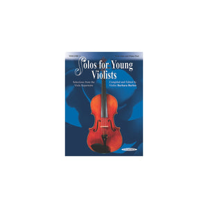 Solos-for-Young-Violists-Vol.3