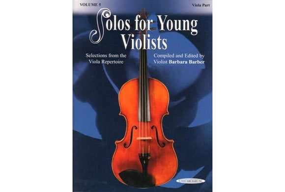 Solos-for-Young-Violists-Vol.5