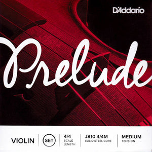 Strings-Daddario-Prelude-Violin