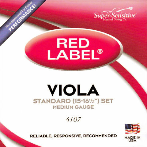 Strings-Super-Sensitive-Red-Label-Viola