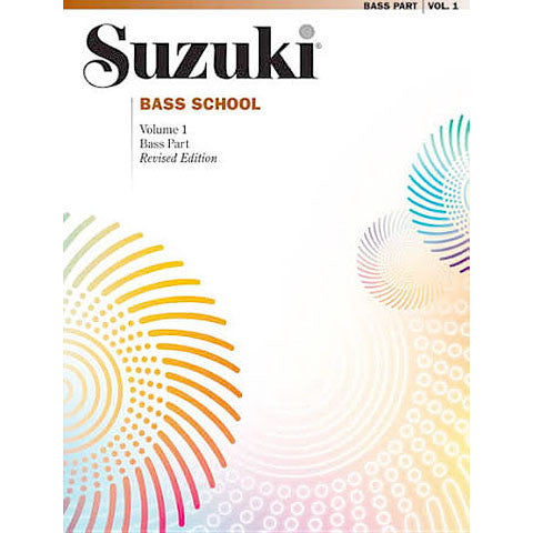 Suzuki-Bass-School-Volume-1