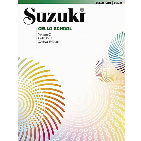 Suzuki-Cello-School-Volume-2