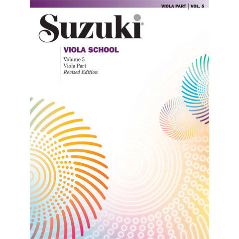 Suzuki-Viola-School-Volume-5