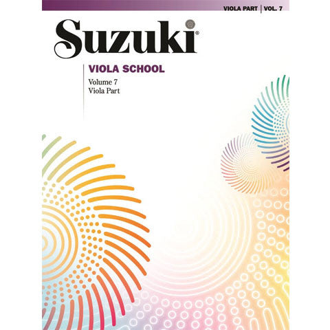 Suzuki-Viola-School-Volume-7