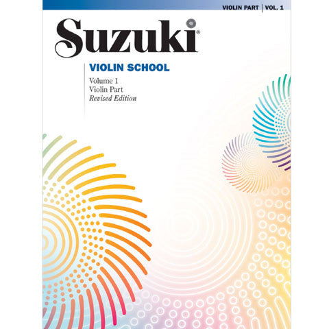Suzuki Violin School - Volume 1