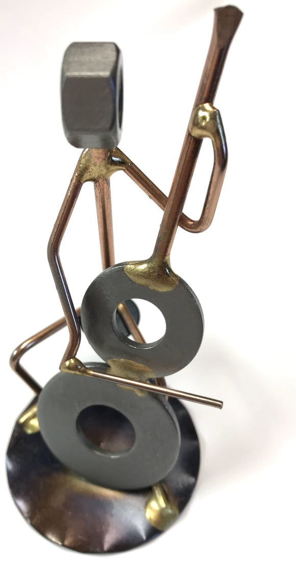 Sitting-Cello-Bass-Metal-Sculpture