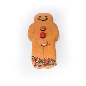 The Corner Bakery Ginger Bread Man