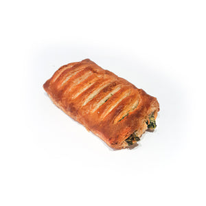 The Corner Bakery Vegetarian Spinach and Cheese Strudel Terenure Dublin Ireland