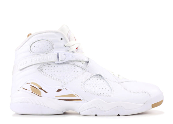 Air Jordan White OVO 8