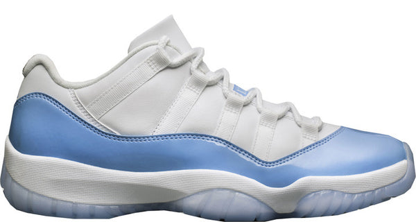 AJ Carolina/ University Blue 11 Low
