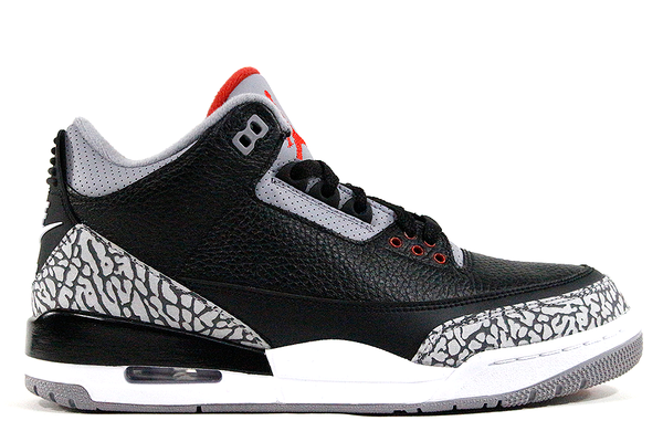 Air Jordan Black Cement 3 (GS)