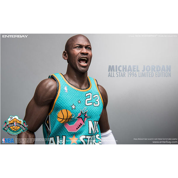 Michael Jordan 1996 All-Star Limited Edition