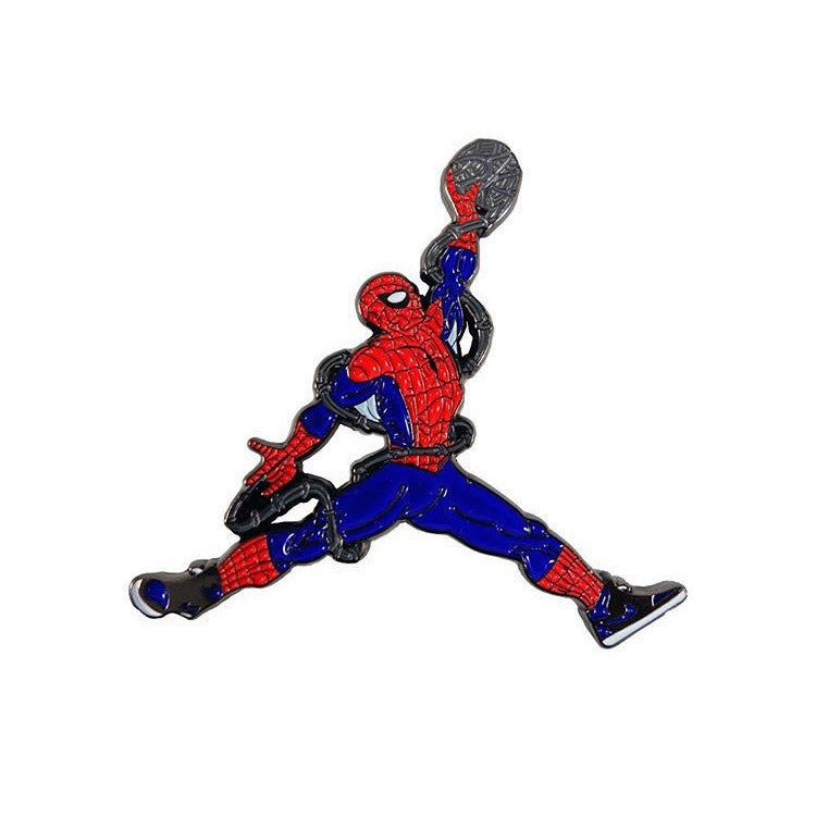 Air Spidey by Peabe