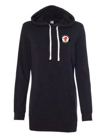 JHBK Womens' Hoodie Dress