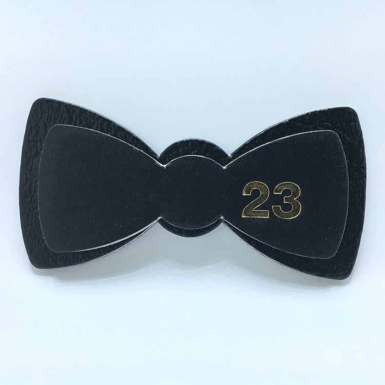 "The ""23"" Bow Tie"