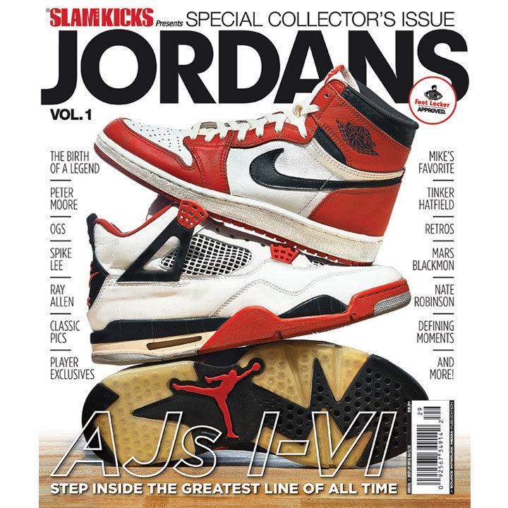 SLAM Presents Jordans Vol. 1