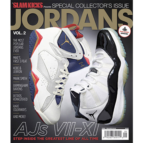 SLAM Presents Jordans Vol 2.
