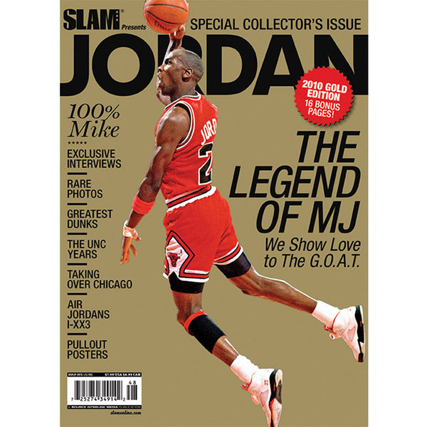 SLAM Presents JORDAN (Collectors Issue)