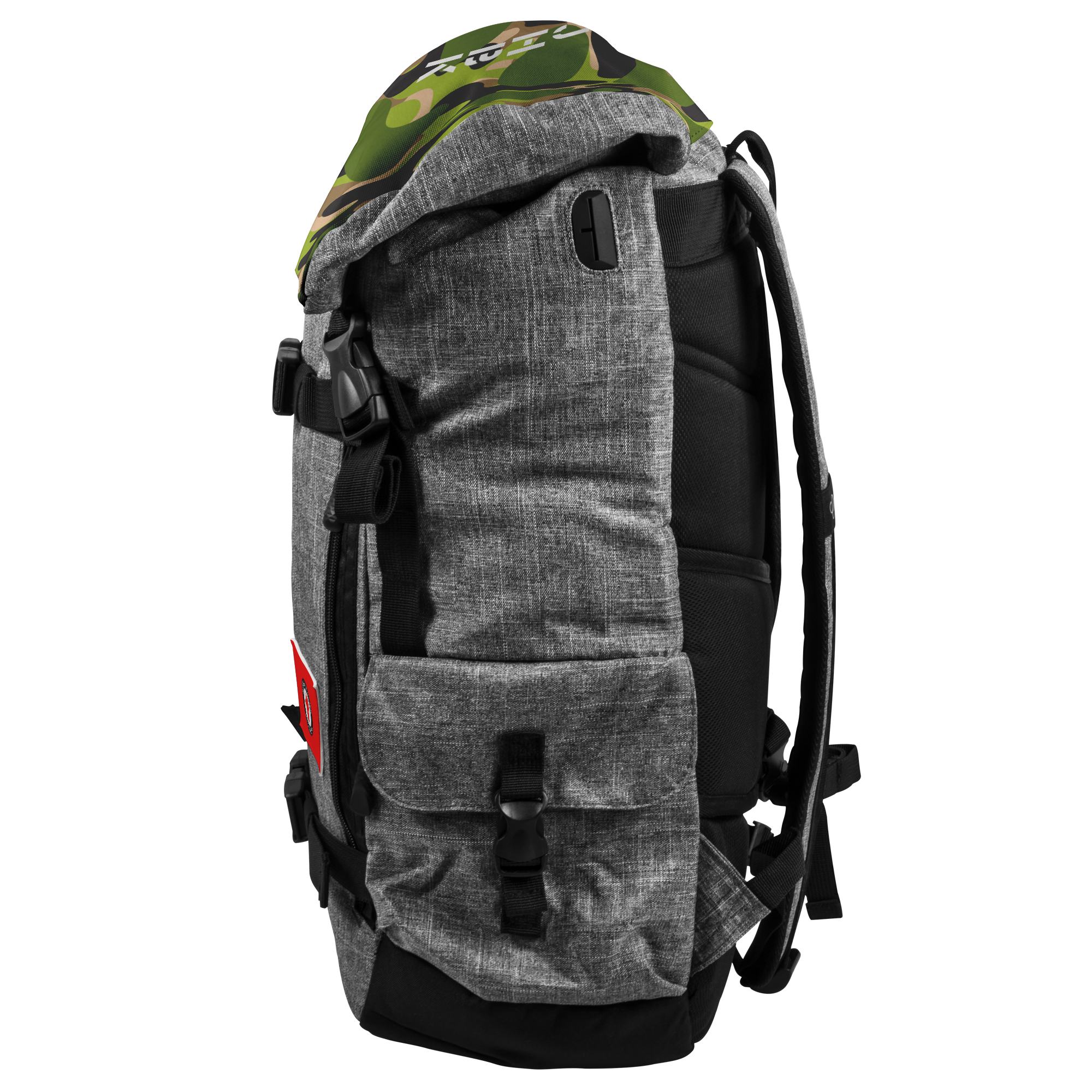The JHBK Camo Backpack