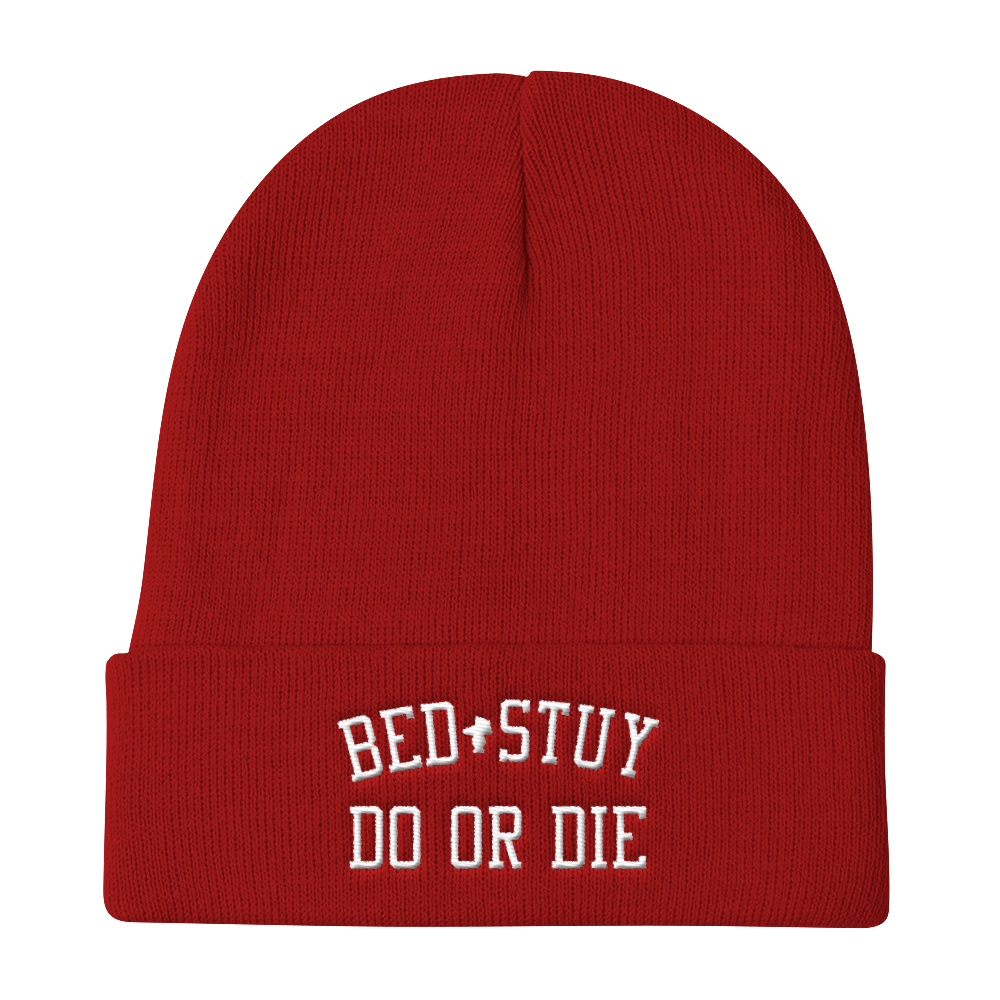 Do or Die Beanie