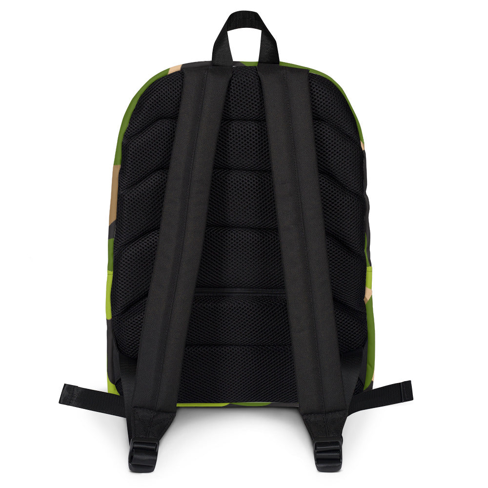 JHBK Camo Backpack