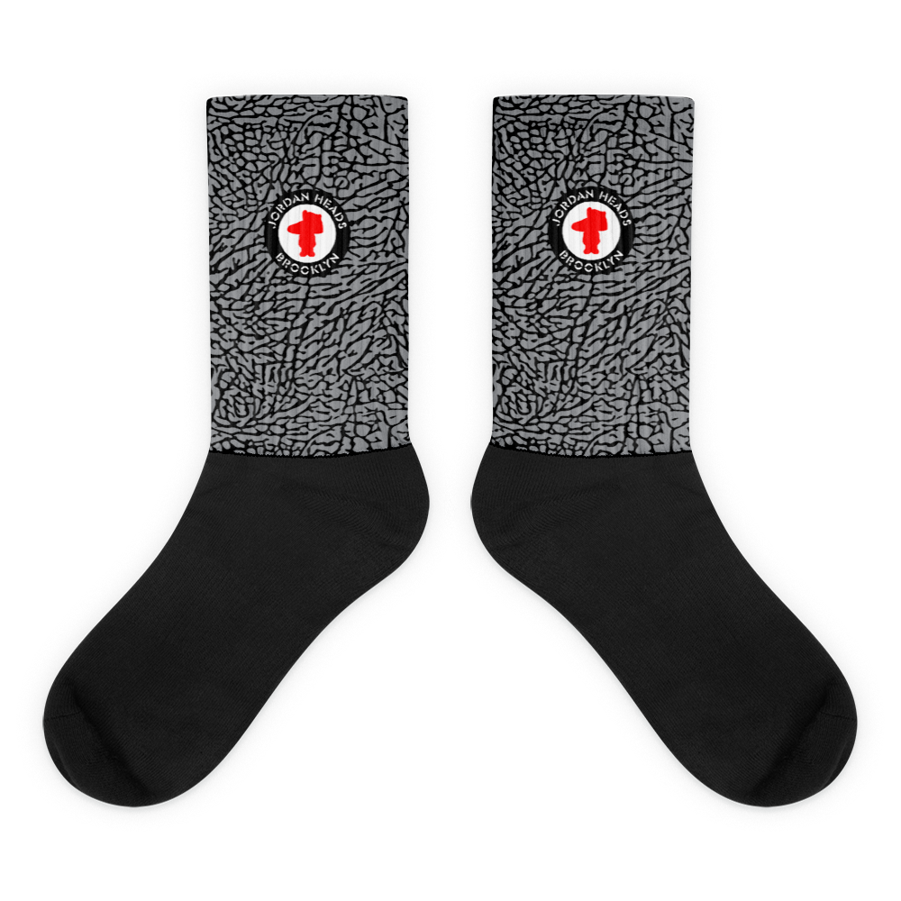 JHBK Cement Socks