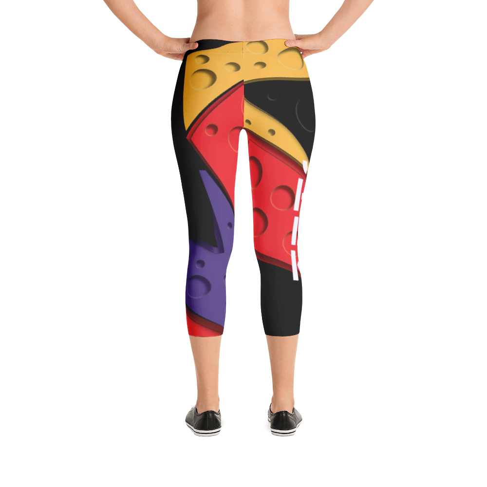 BD7 Capri Leggings
