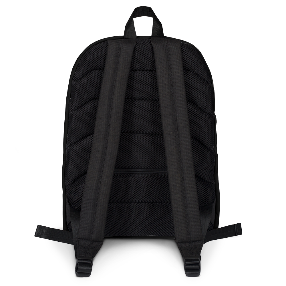 JHBK Backpack (Black)