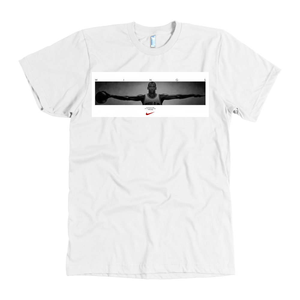 Wings Revised Tee
