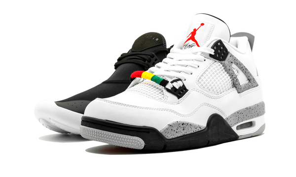 finest selection 3695b 09e52 ... coupon for do the right thing buggin out air jordan 4 pack jordan heads  brooklyn cb527