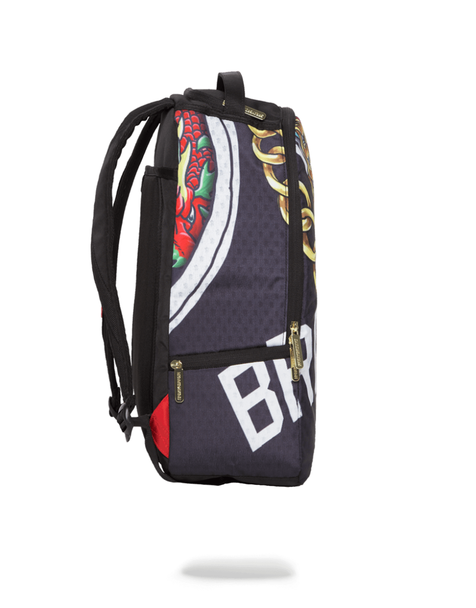 NBA Lab Nets Sprayground Backpack