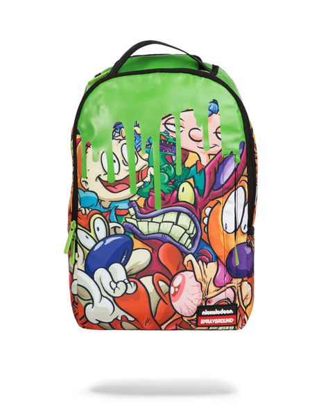 Sprayground x Nickelodeon 90'S Slime Backpak
