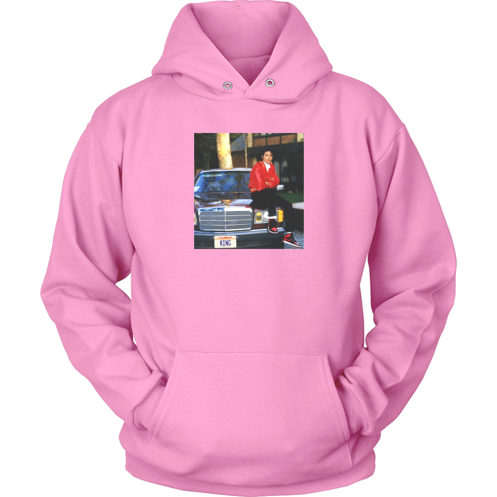 King of Pop Hoodie