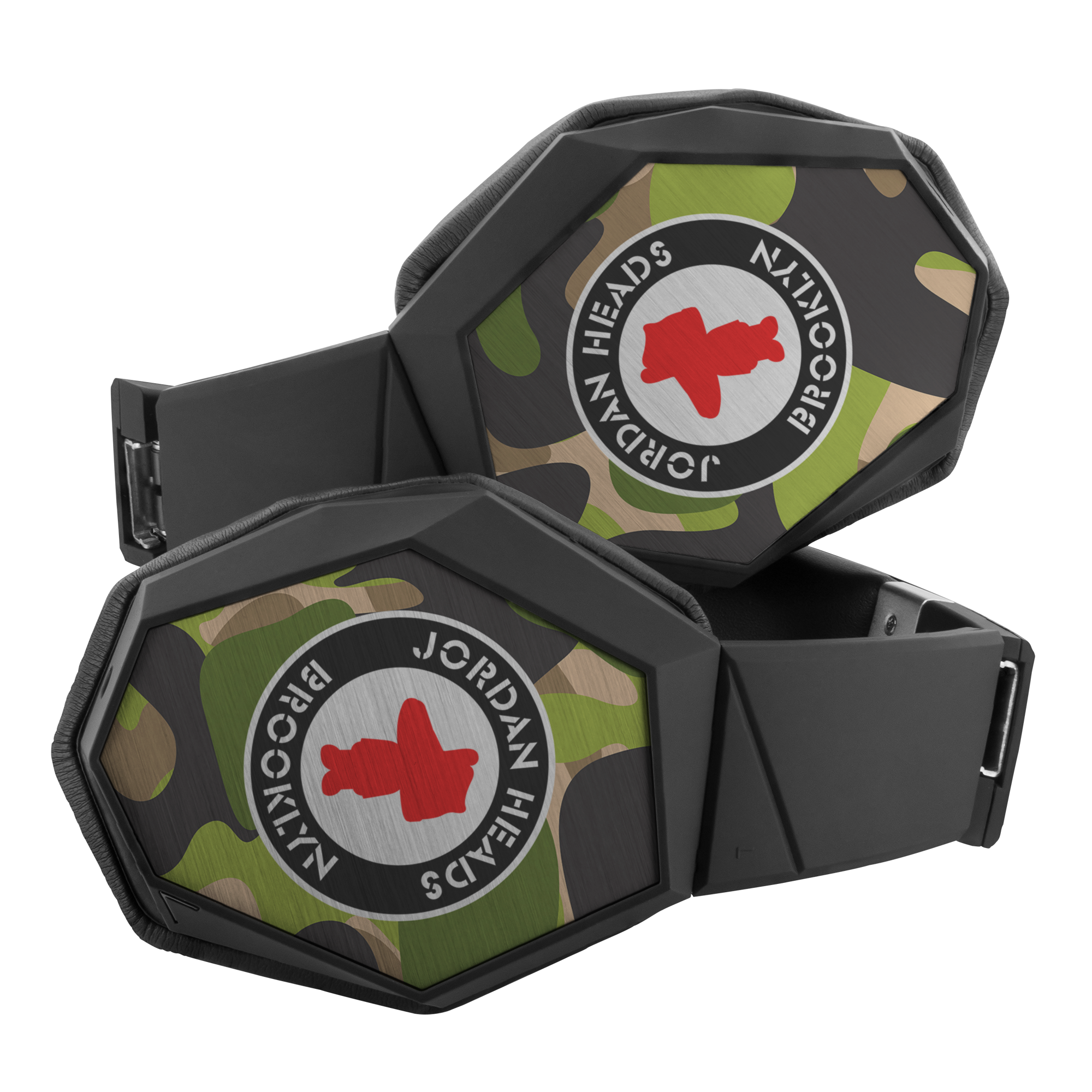 JHBK Camo Bluetooth Headphones
