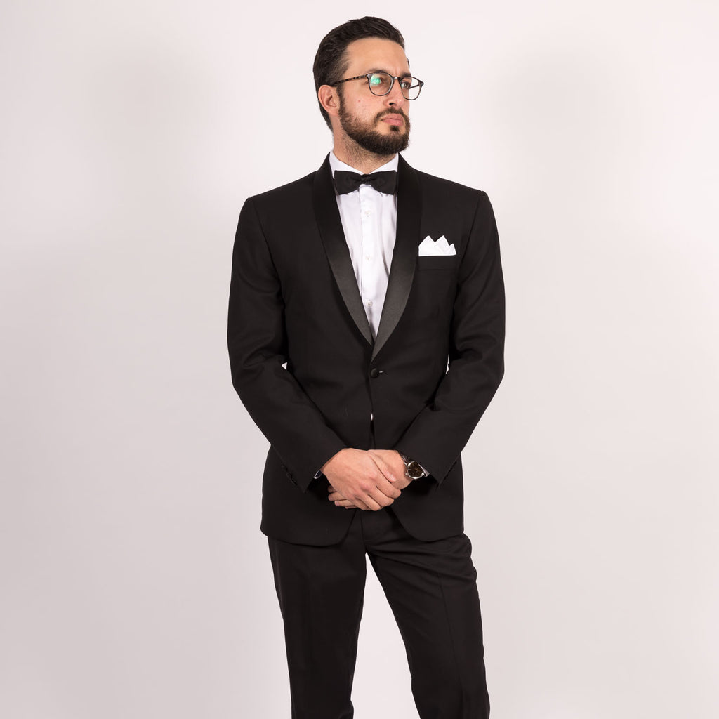 Black Benini Dinner Suit