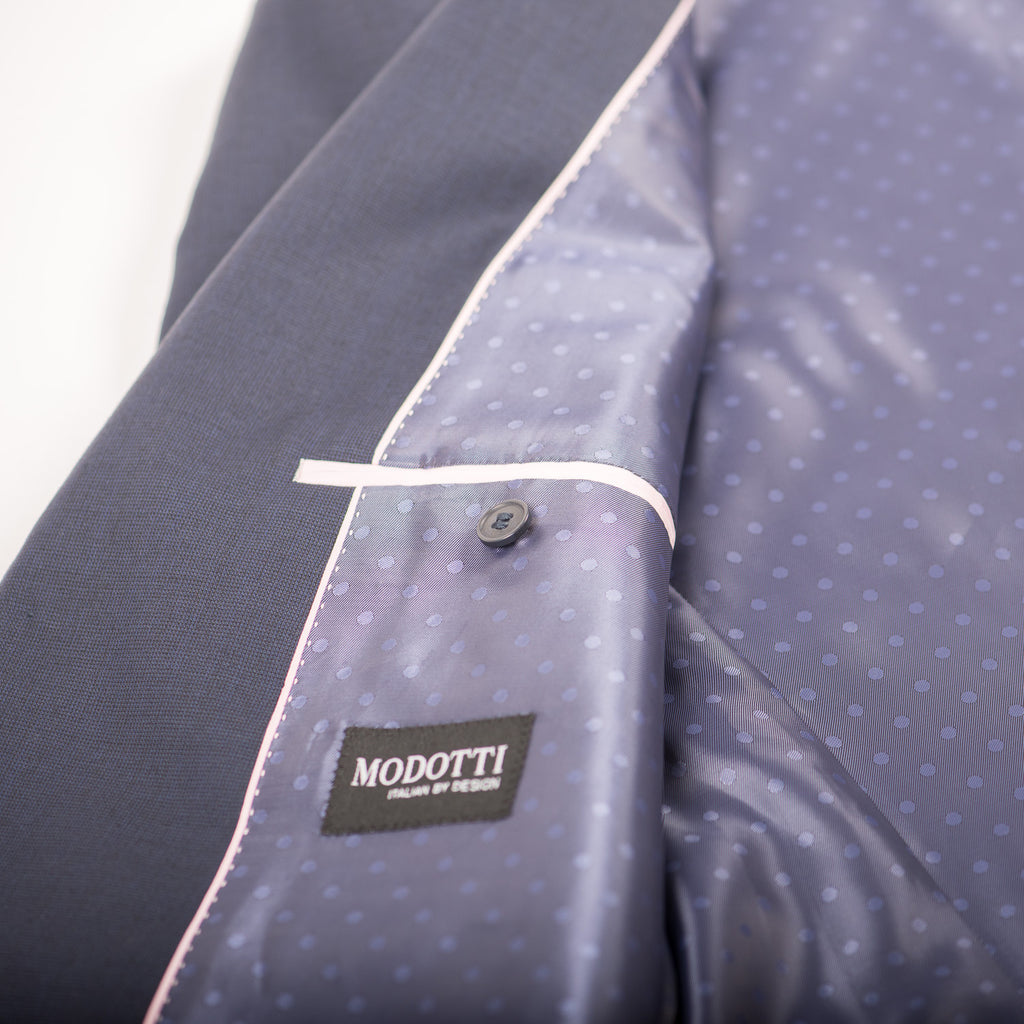 Navy New Bari Modotti Suit