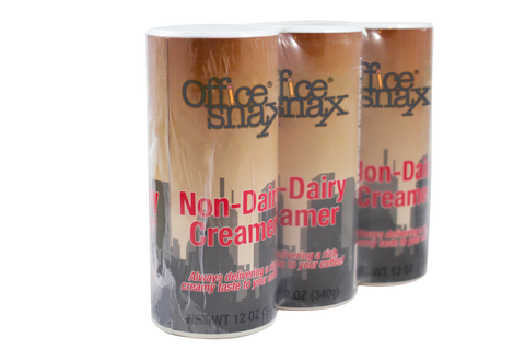 Non-Dairy Creamer Canister - (8) 3 pks 12 oz canisters/case - TRAILER LOAD