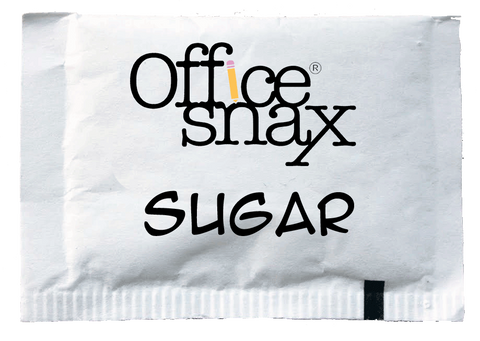 Sugar Packets - (1,200) 2.8gr pkts/case